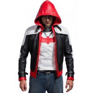 Red Hood Hoodie Jacket