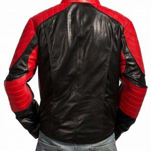 Smallville Superman Red Black Jacket