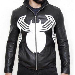 Spiderman Eddie Brock Venom Jacket