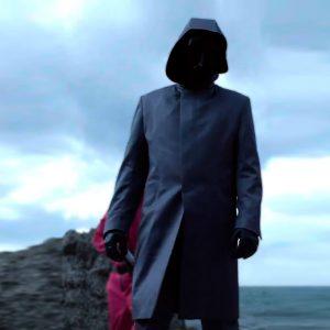 Squid Game Tom Choi's Frontman Hooded Jacket