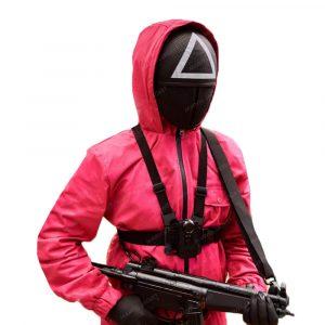 Squid Game's Guard Jumpsuit